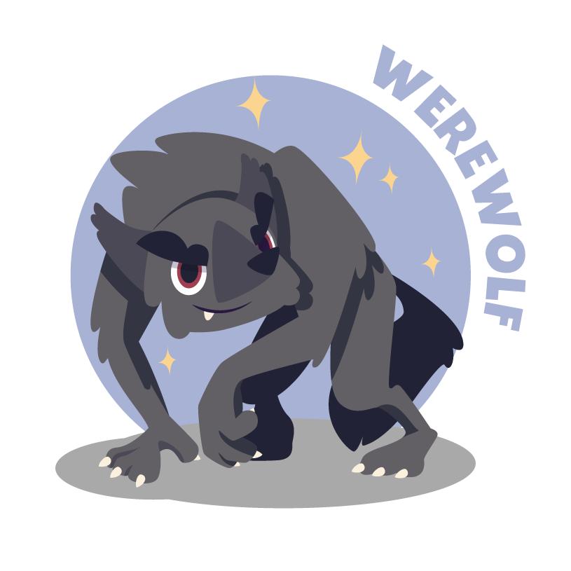One Night Ultimate Werewolf - Custom Cards
