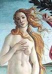 Bottecelli's Venus.