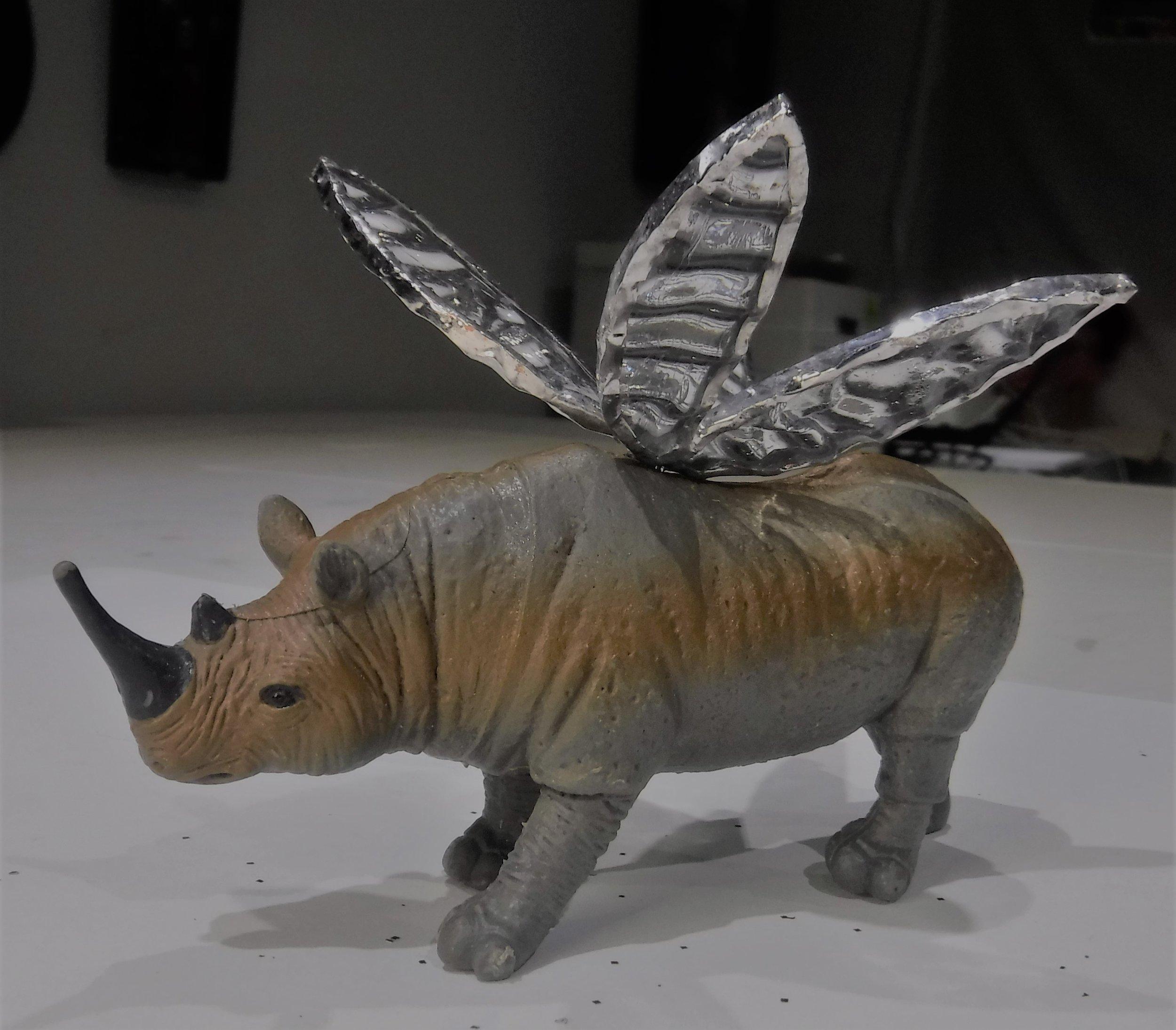 Rhino fairy.