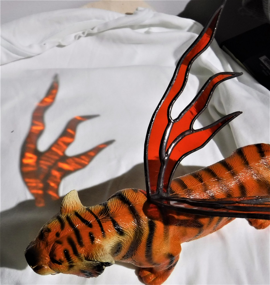 Fairy Tiger wings