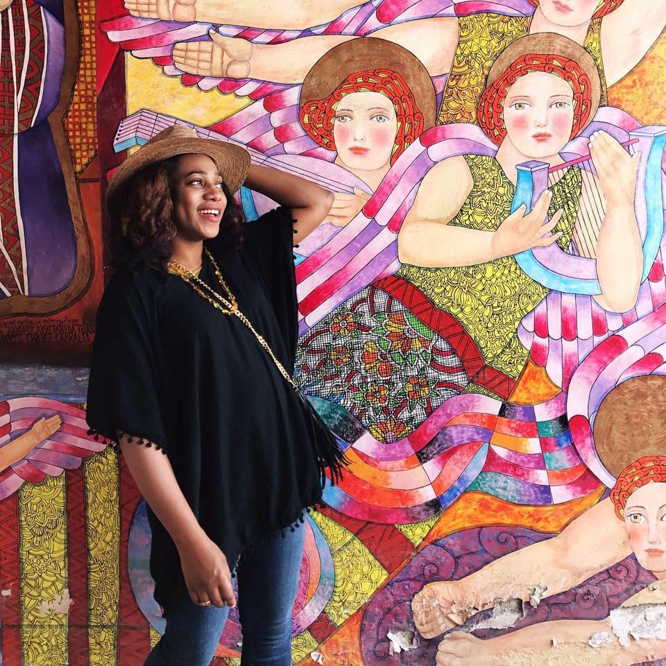 Amira Rahim, lifelong artist, educator, and creative instigator