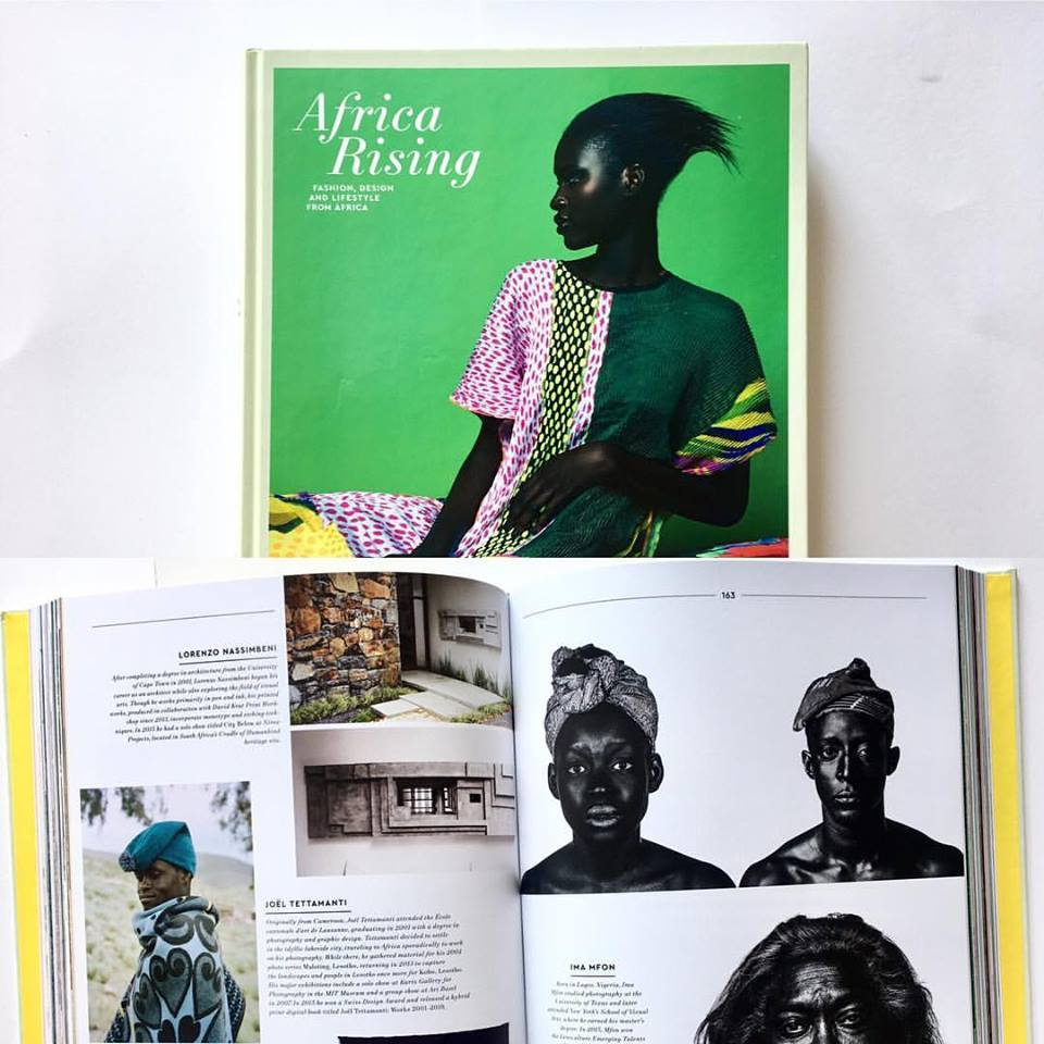 AFRICA RISING July 2017   My work has been featured in a beautiful publication by DESIHN INDABA and GESTALTEN.