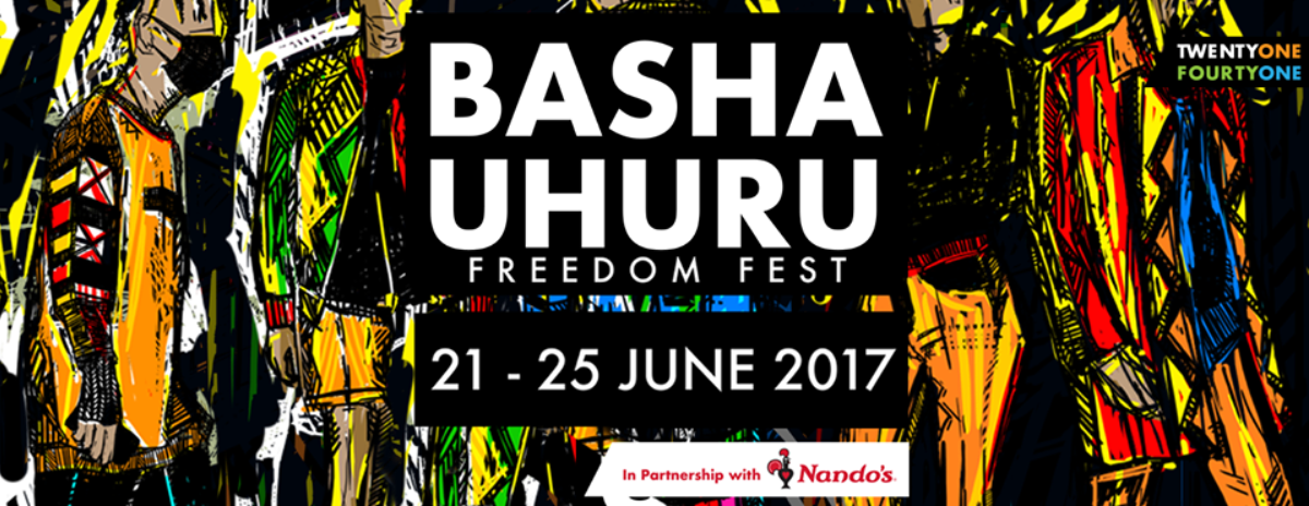 Basha Uhuru talk June 2017   I'll be presenting a short lecture today at Constitution Hill as part of the BASHA UHURU project, for Youth Month. This evening at 18h45.