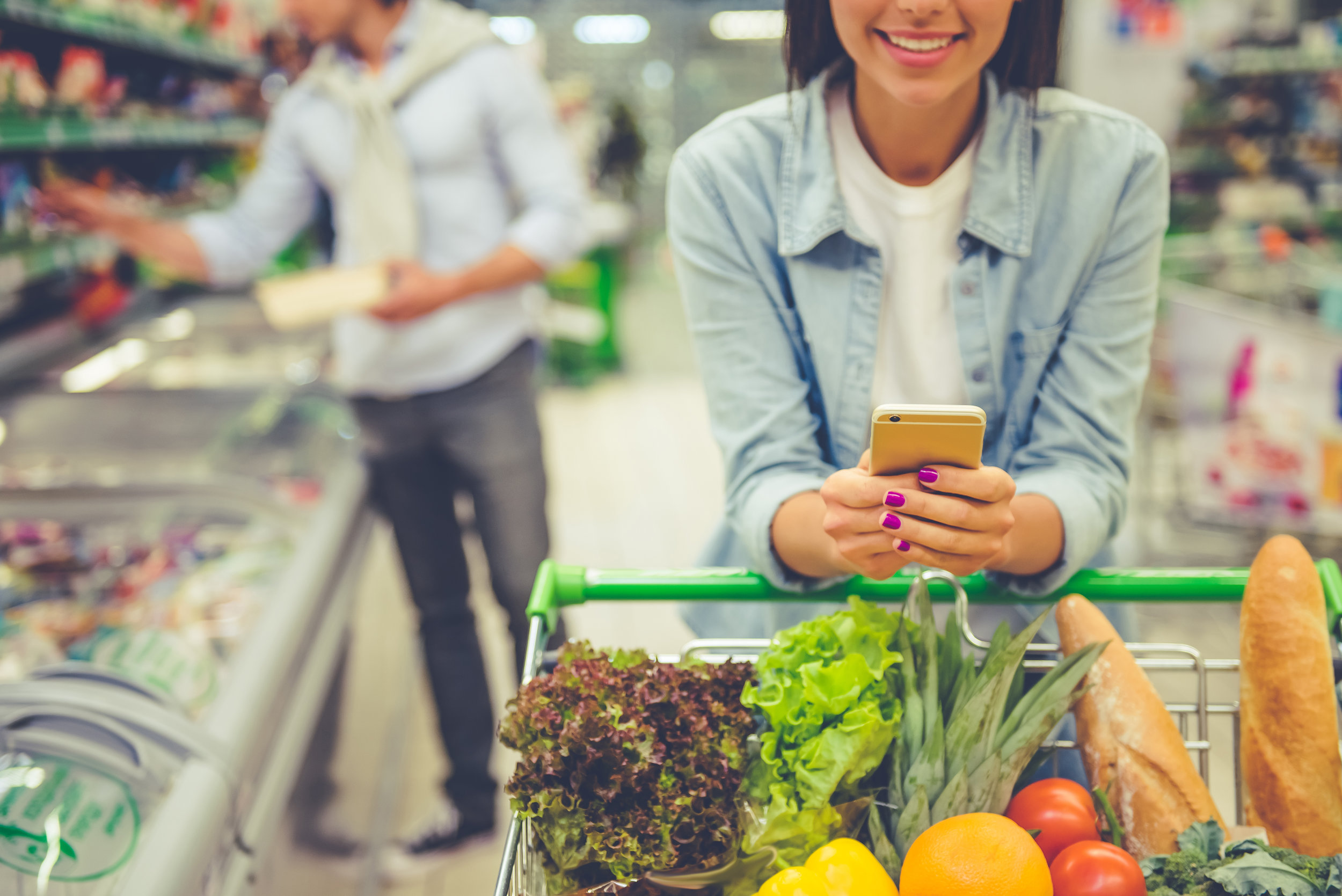 Attend a Grocery Store Tour   Learn How to Navigate the Store   Register Now