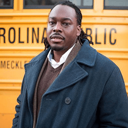 James E. Ford , North Carolina's 2014 Teacher of the Year