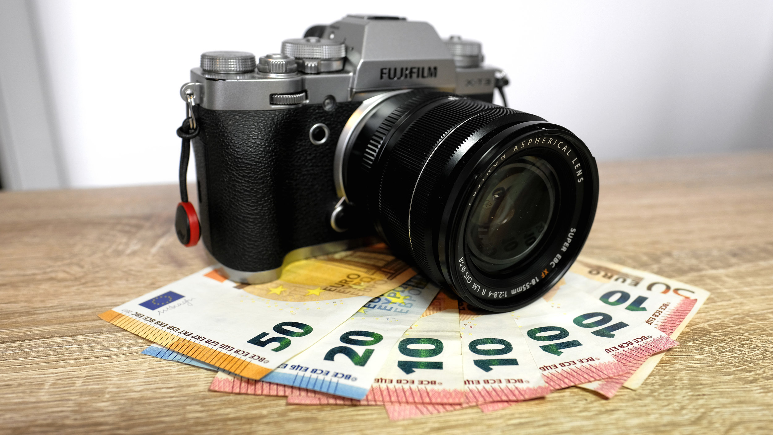 Money In Photography - Travel & Landscape Photography