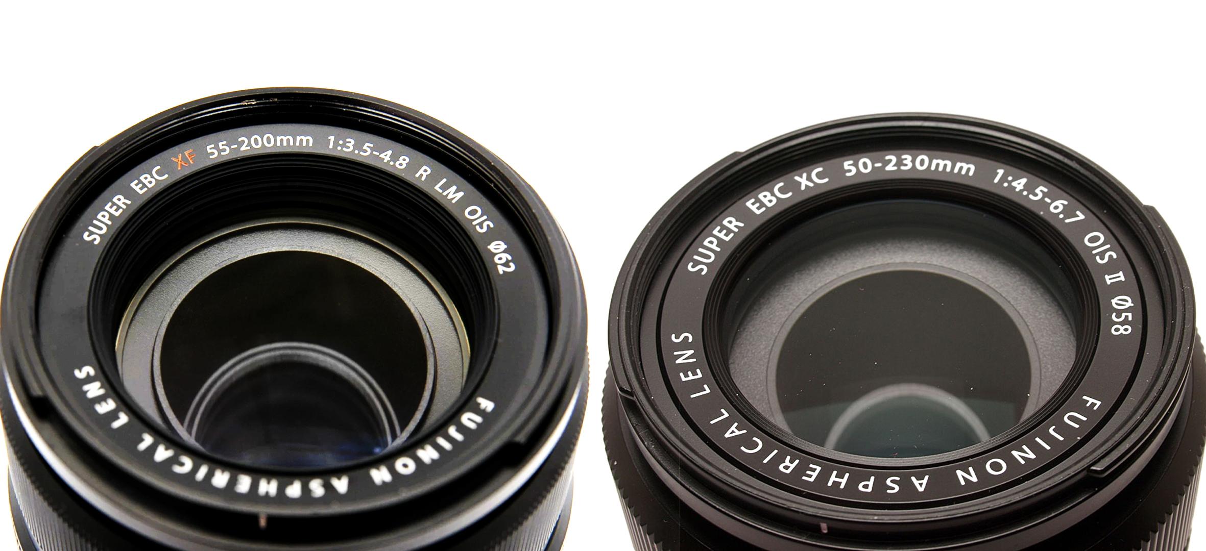 Fujifilm's Best Tele Lens - Fujinon XF 55-200mm VS Fujinon XC 50-230mm