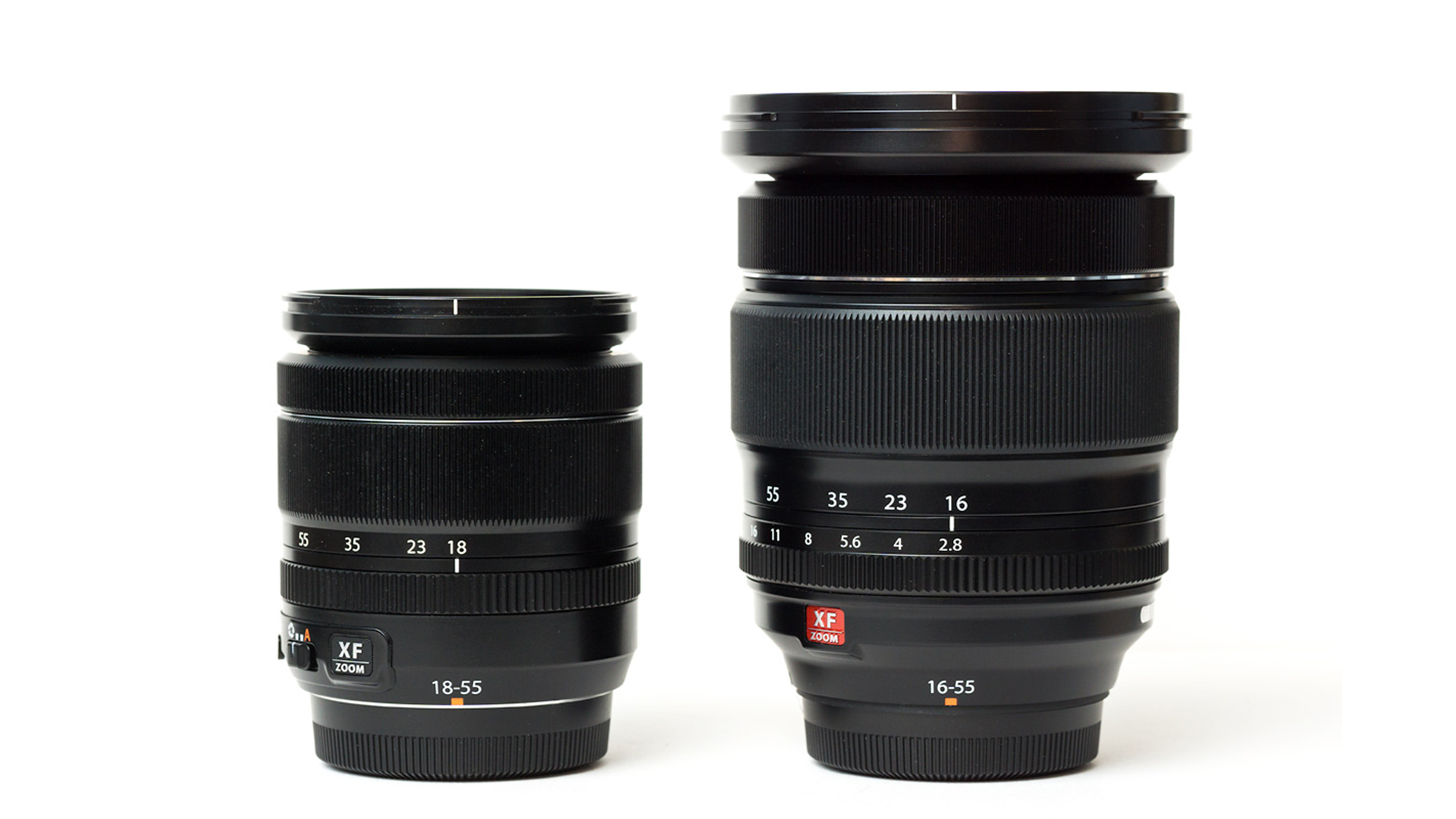 Fuji's Mid Range Zooms - Fujinon 18-55mm VS Fujinon 16-55mm