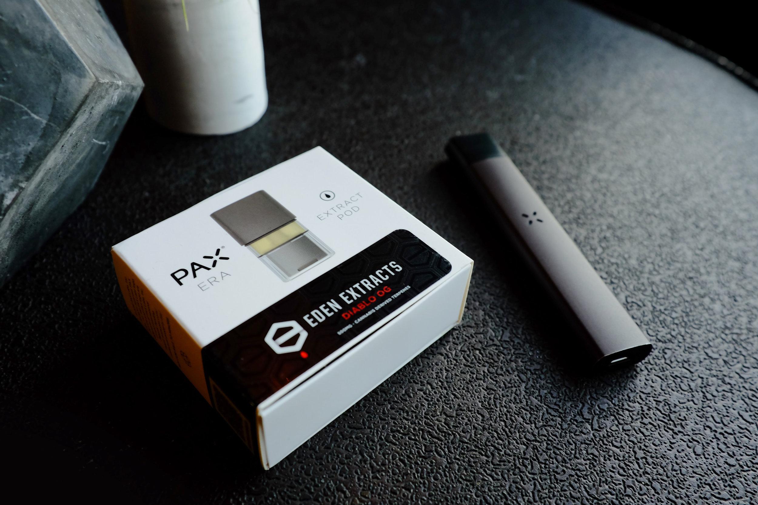 Get Eden Extracts: PAX Era Pods - prohbtd.com