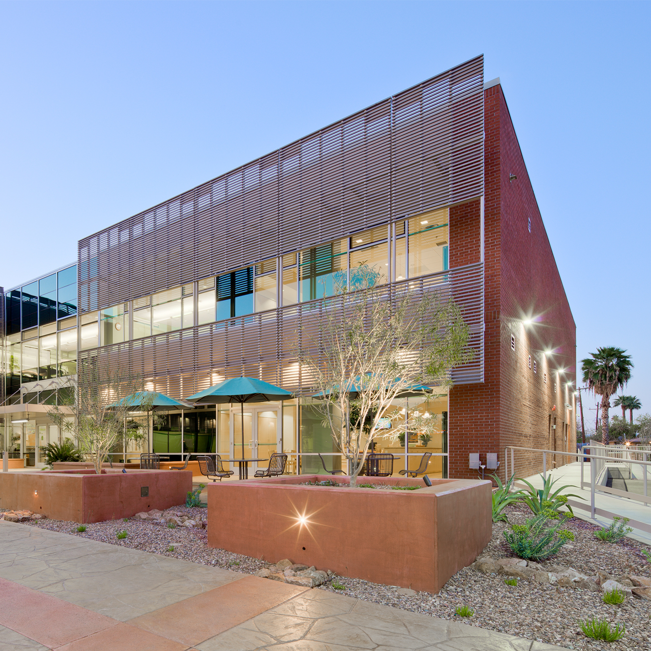 Hospice of the Valley Admin Building -