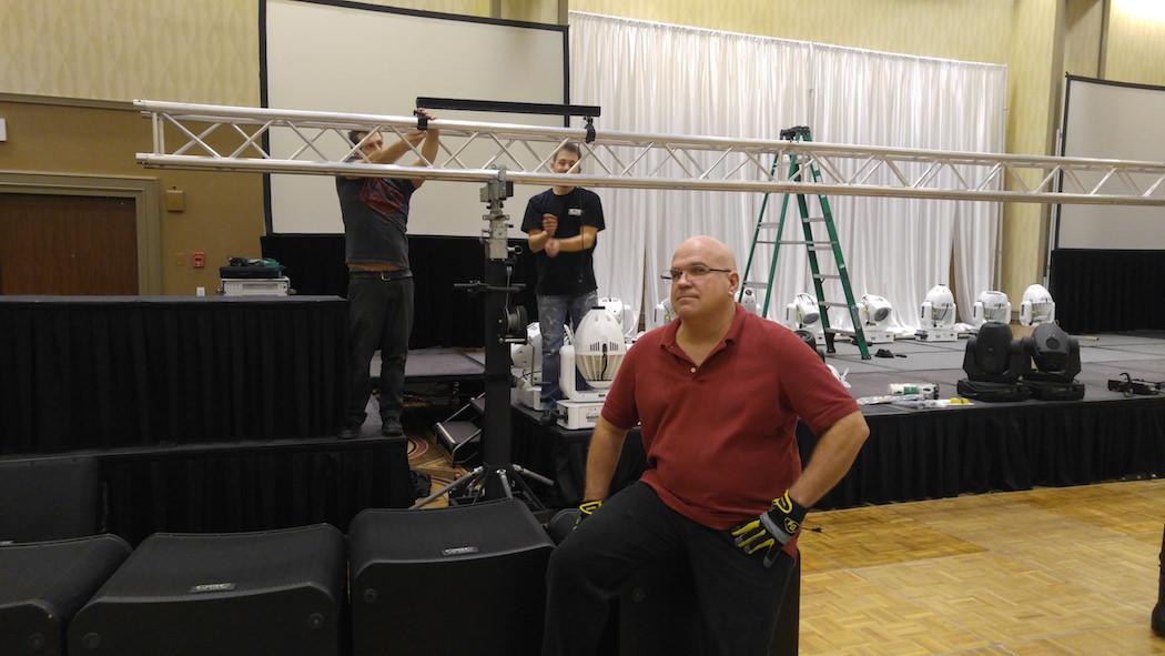 Sonusman Professional Live Sound Services Portland