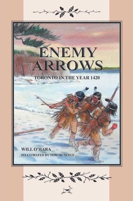 Enemy Arrows book cover
