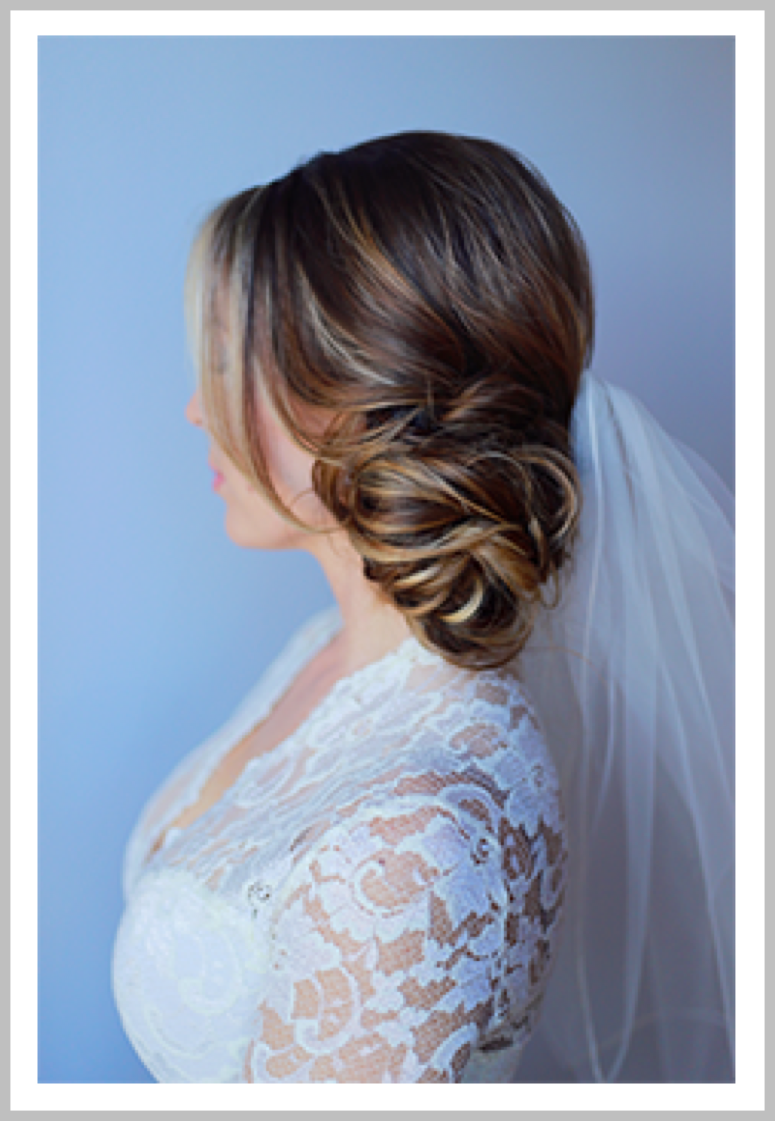 BRIDAL:   Makeup & Hair for your wedding day. Check out @vanitybelles on Instagram for our latest looks!