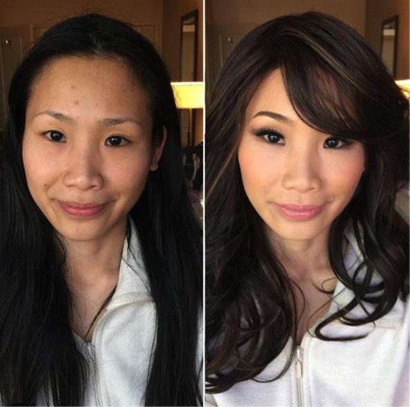 Asian_balayage_hair_style_eye_makeup_vanity_belle_orange_county_la_jolla