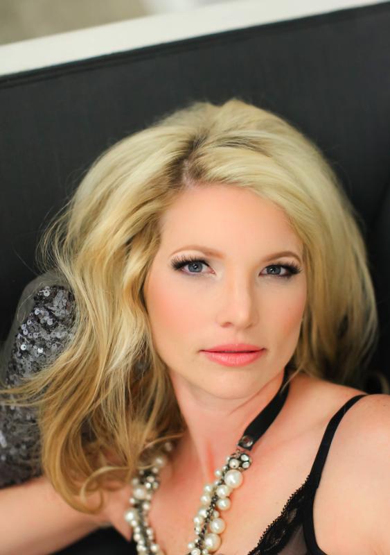 Boudoir Blonde Hair + Makeup Ideas for Photography