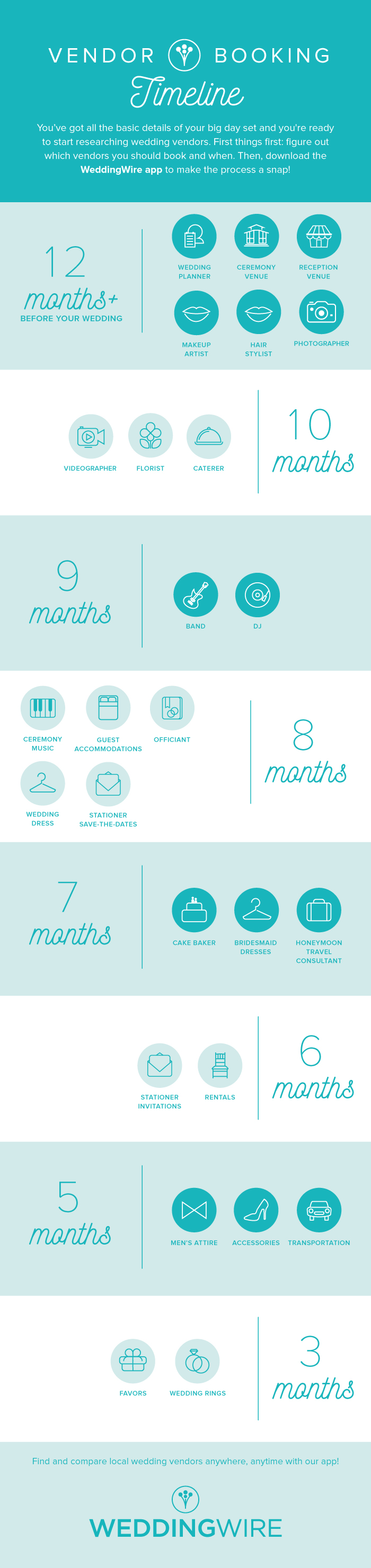 Wedding-Vendor-Booking-Timeline