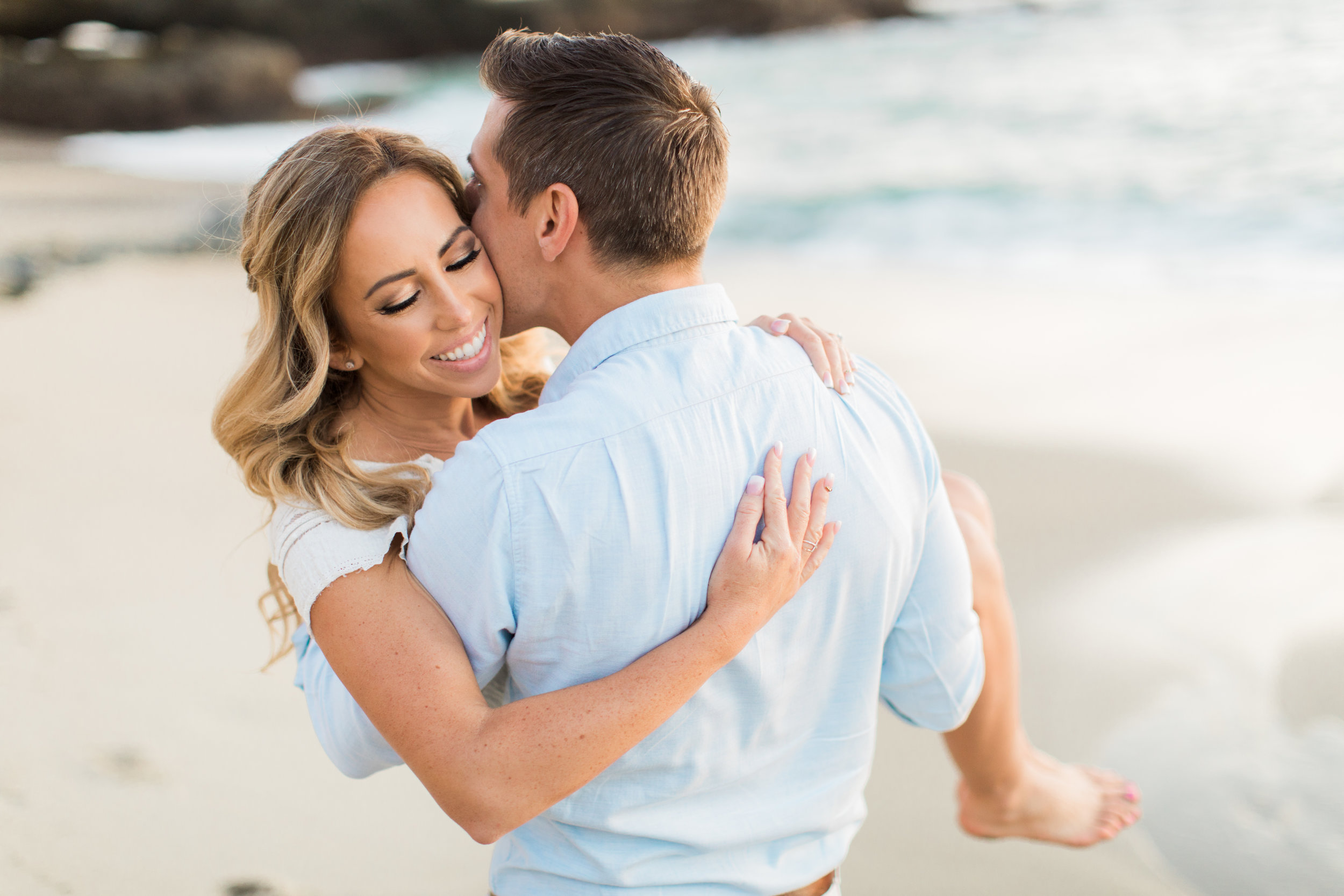 Orange-county-engagement-hair-makeup-thevanitybelle.com