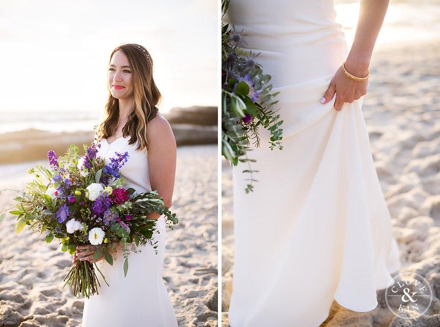 Bo-ho-wedding-hair-makeup-la-lolla-thevanitybelle.com