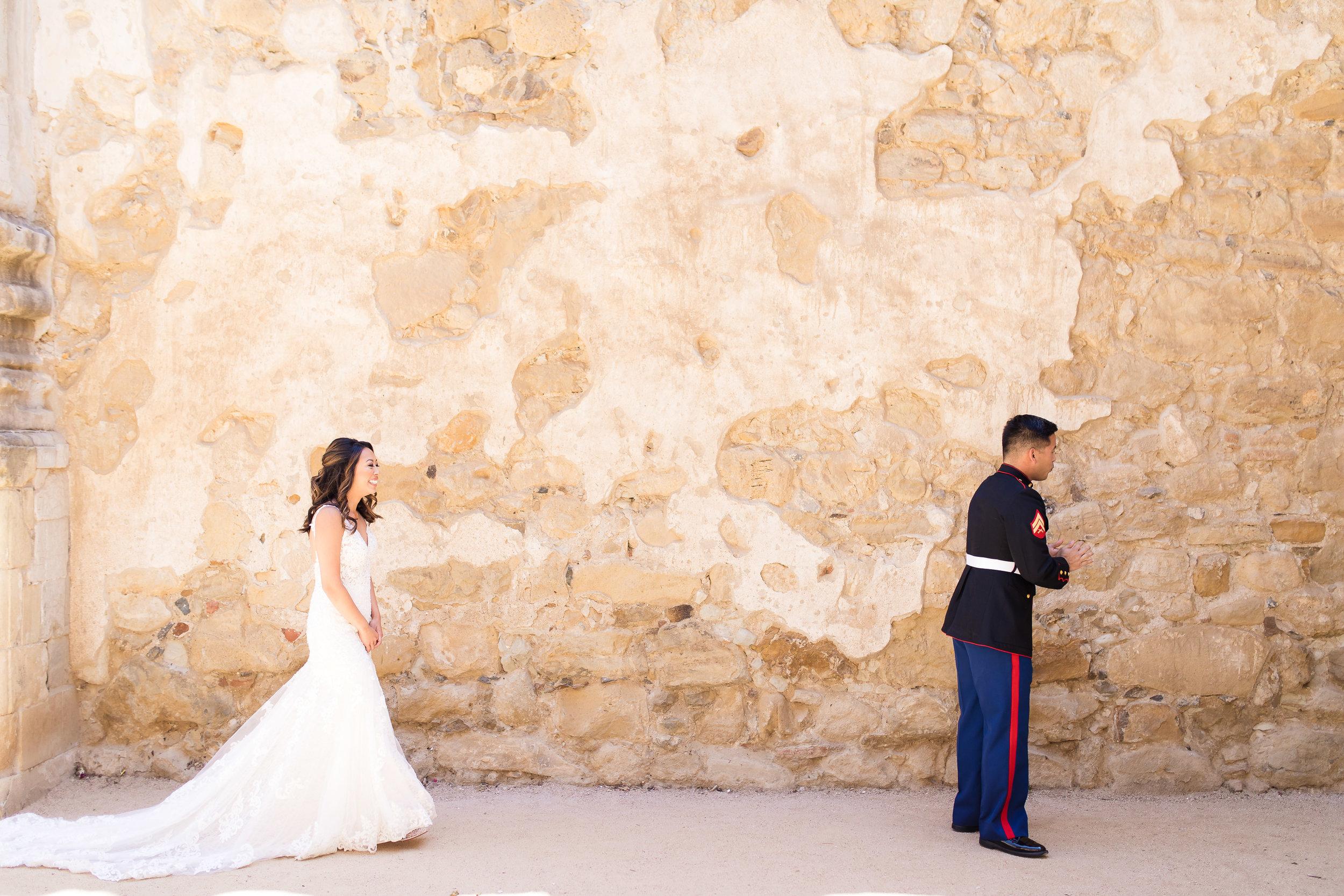 Military-Wedding-Orange-County-Wedding-Hair-Makeup-thevanitybelle.com