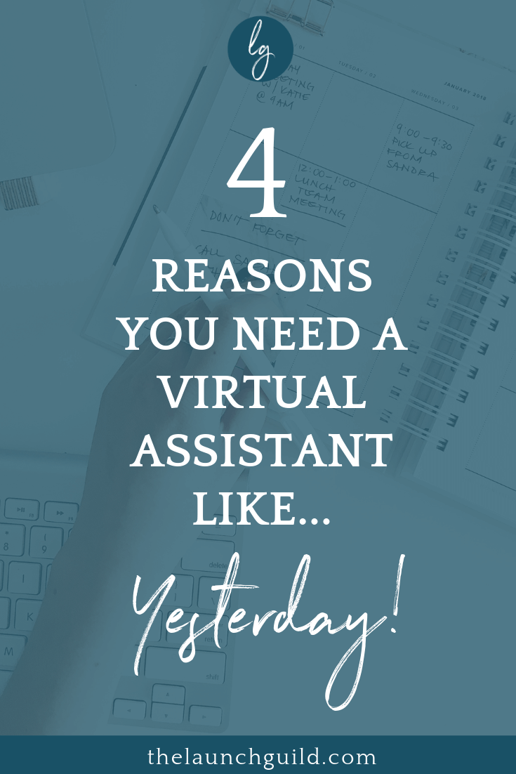 Reasons You need a Virtual Assistant