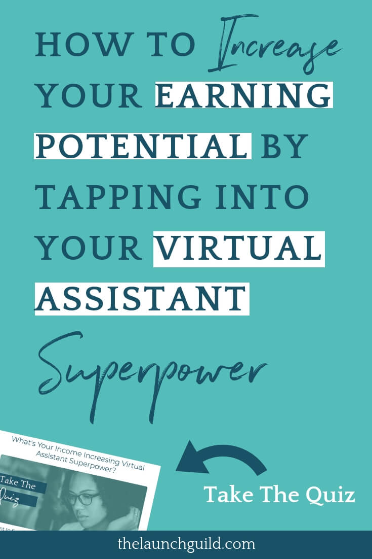 Looking to Increase your earning potential as a Virtual Assistant? I'm going to show you how to differentiate yourself in the market by learning advanced skills and becoming the go to person in the industry.