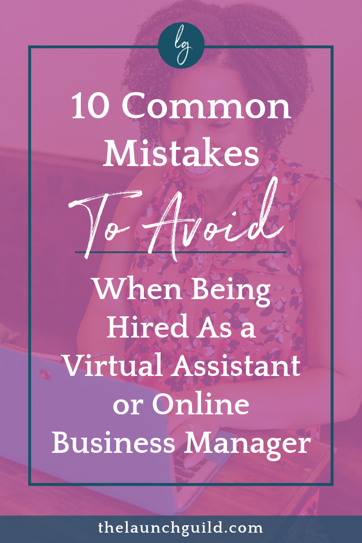 10 Common Mistakes to Avoid as VA or OBM -Blog Post Pinterest Graphic.png