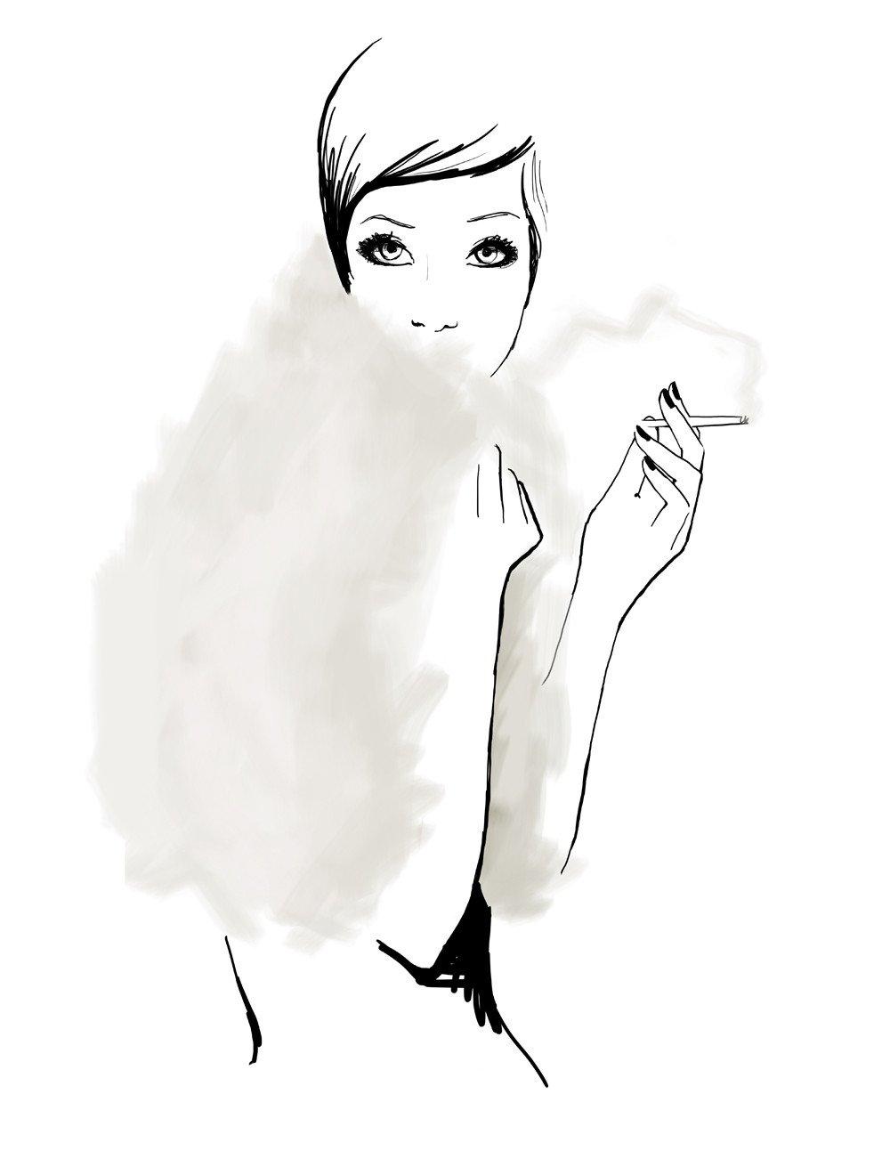 WEB-ART-PRINT-GARANCE-DORE-the-last-smoke.jpg