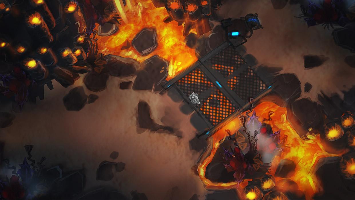 Lava Land #2
