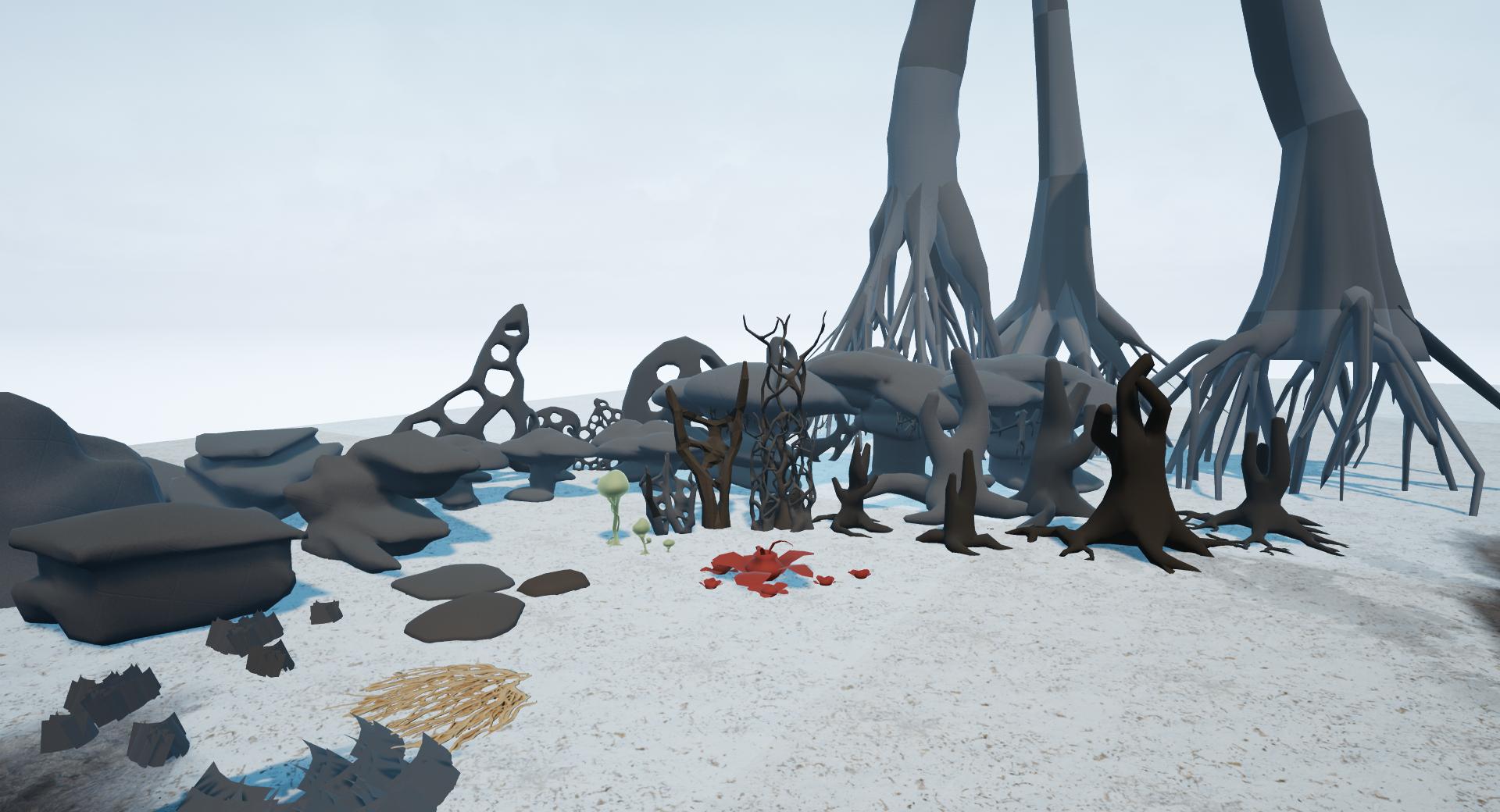 Swamp Models
