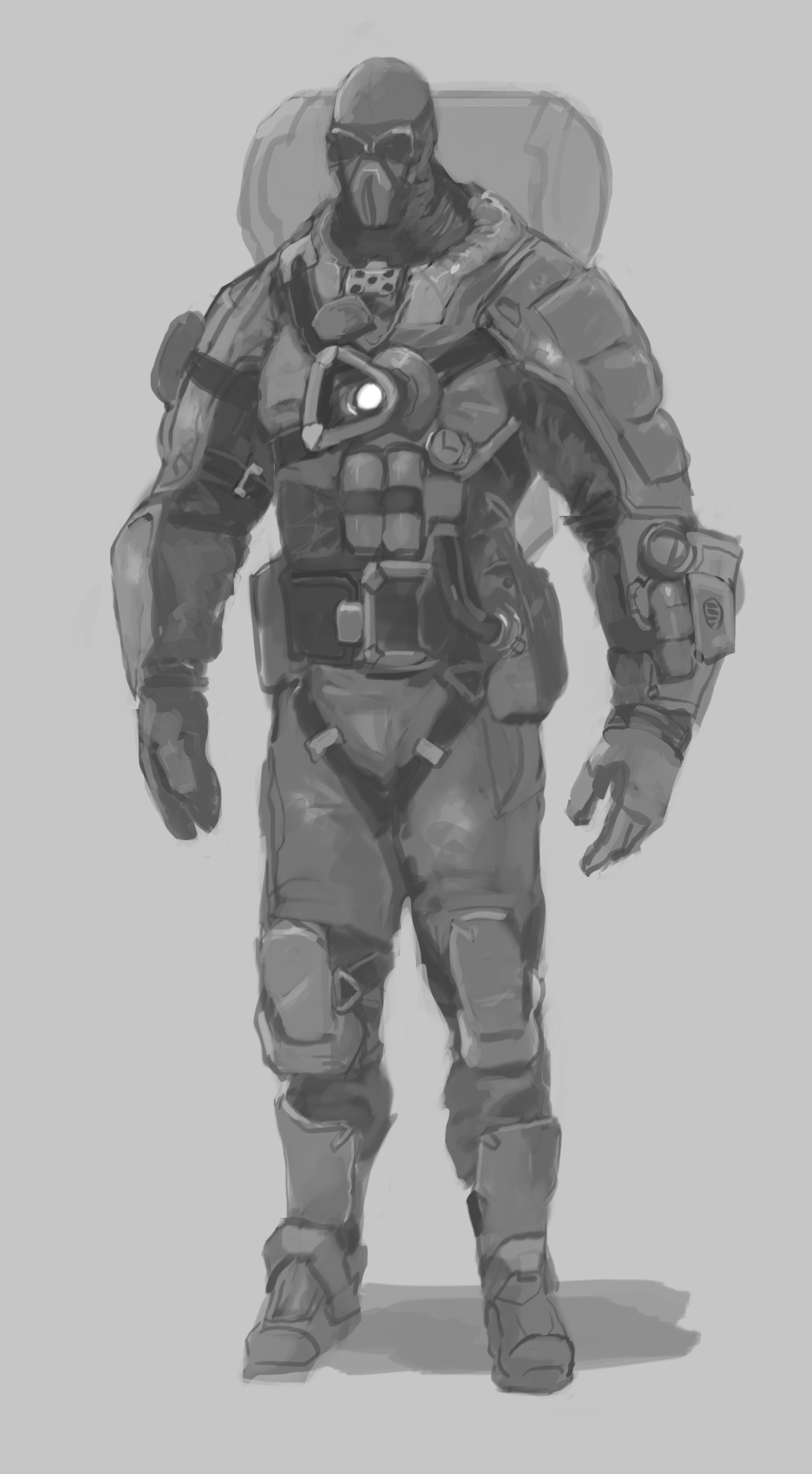 Main Character Concept #2