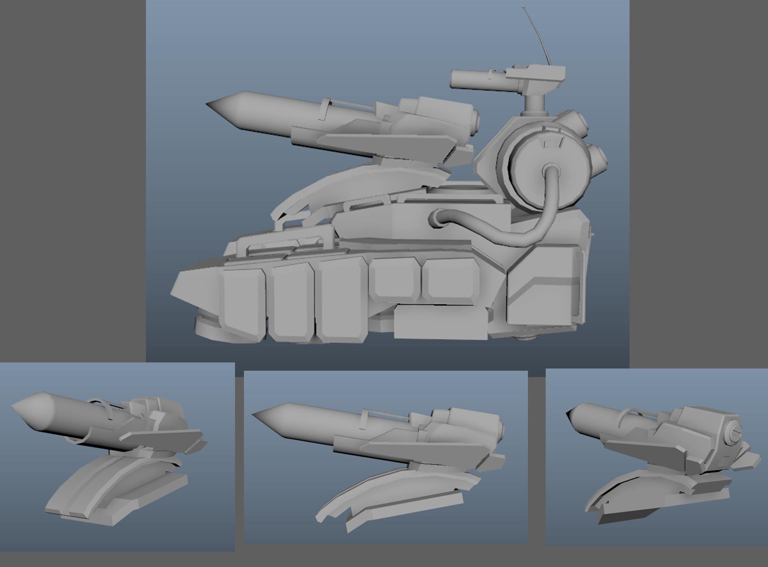 Chomper Model #1
