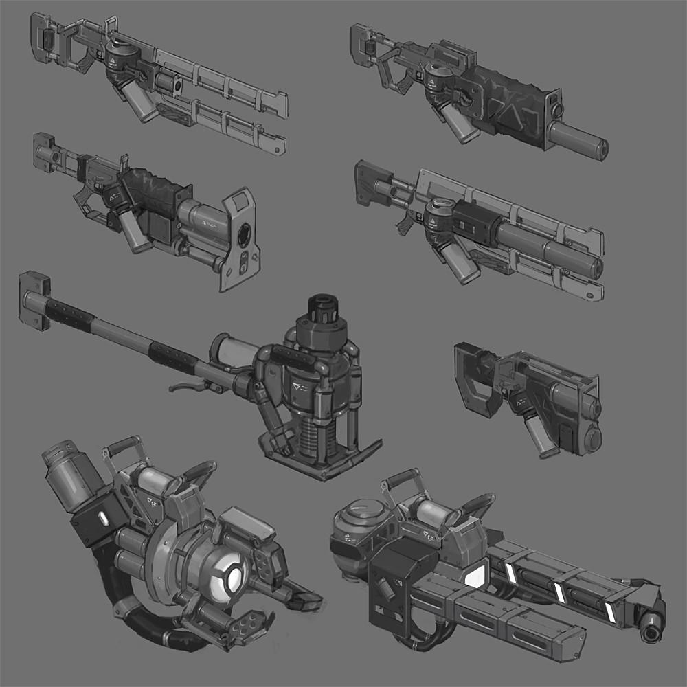 Gun Concepts