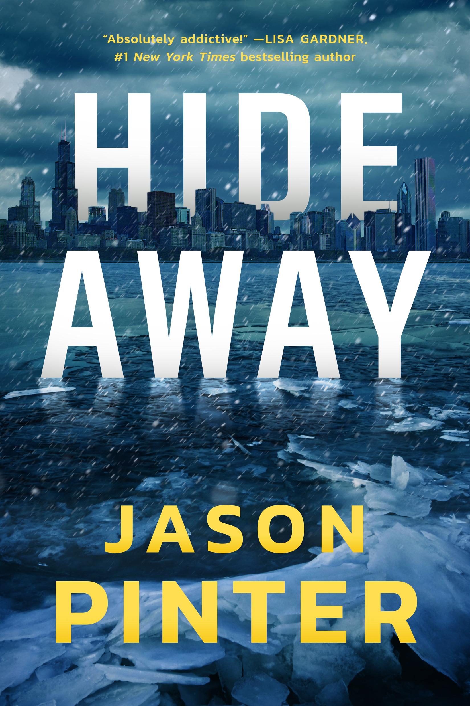 """HIDE AWAY - """"Some who are broken come back stronger—and ready to fight. Rachel Marin is just such a woman, and in the twisty-turny Hide Away, she faces a battle so compelling you won't be able to look away. Rachel Marin is surely one of the most fascinating new heroines in crime fiction."""" —Tess Gerritsen""""Absolutely addictive! Pinter's Hide Away breaks new ground with the kind of vigilante heroine who can hunt down the bad guys, serve up some justice, then return home in time for breakfast with the kids. Bravo!"""" —Lisa GardnerPre-order now!Paperback • ebook • audiobookAdd on Goodreads!Coming January 2020"""