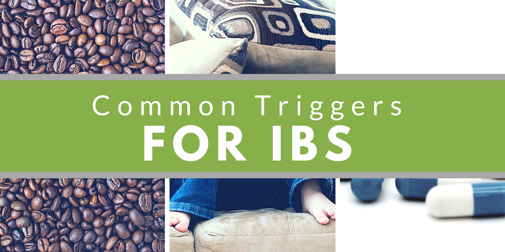 triggers for IBS irritable bowel syndrome
