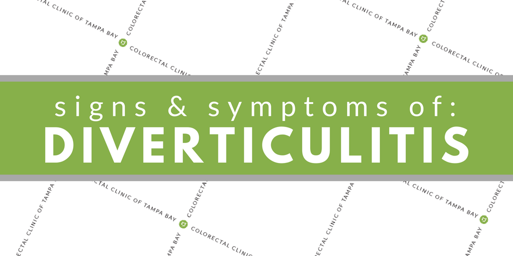 how to tell if you have diverticulitis