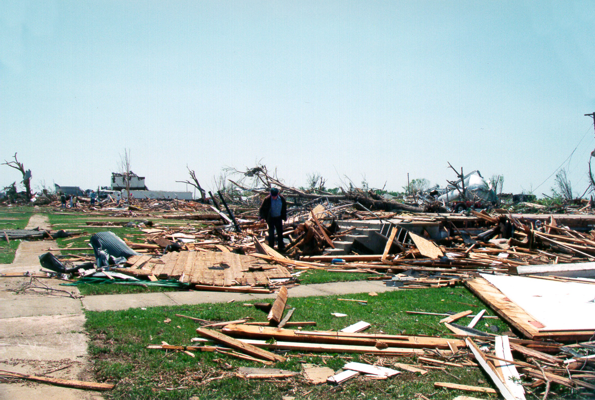 Photo courtesy of: Center for Severe Weather Research
