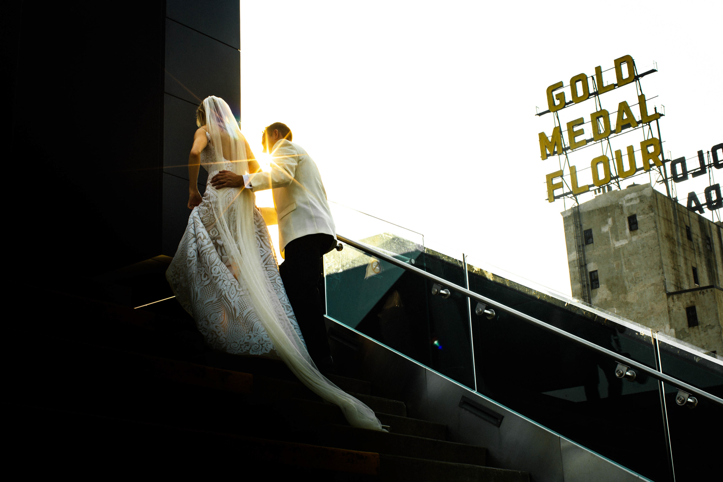 The Guthrie wedding photography
