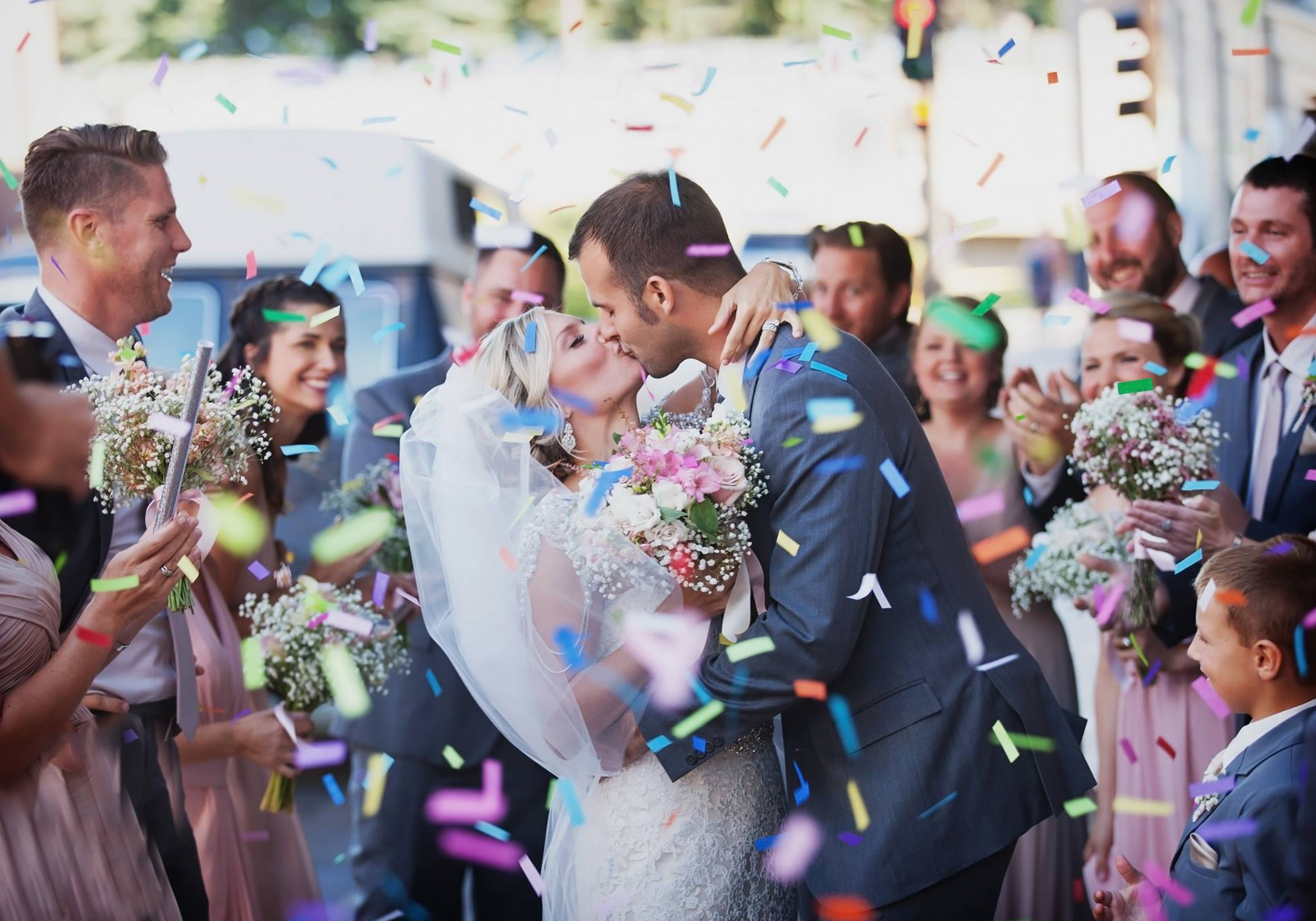 Photo Credit: Alicia & Jared by On3 Design. www.on3weddingphotography.com . Lyndsey & Al - we love you!