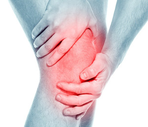 Knee pain is a common symptom of wear and tear