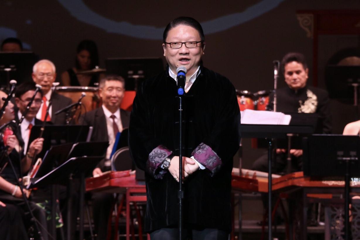 美國鷹龍傳媒董事長蘇彥韜