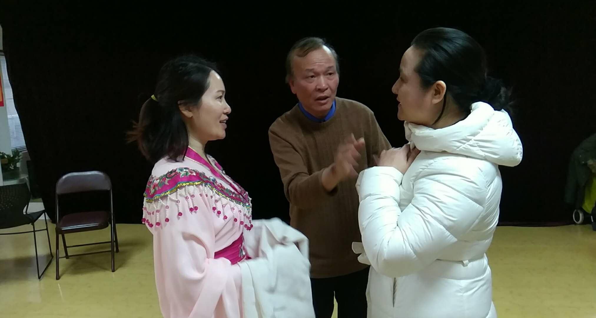 上海越剧院邬素斐,林平,马月莲