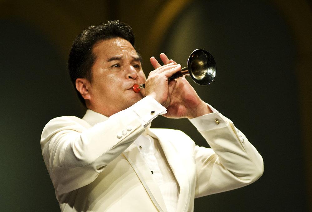 中国国家一级吹管乐演奏家、《ZCO》艺术顾问左翼伟