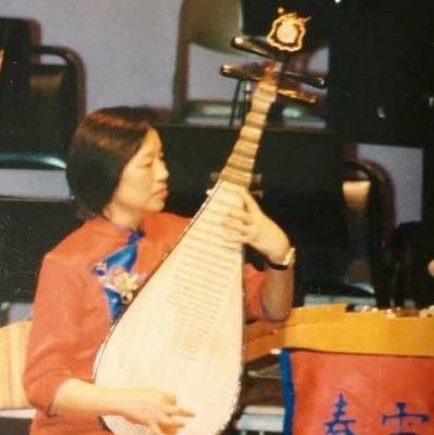 中华国乐团<ZCO>琵琶首席马梅椰