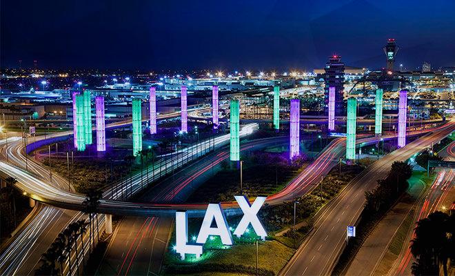 美国洛杉矶国际机场