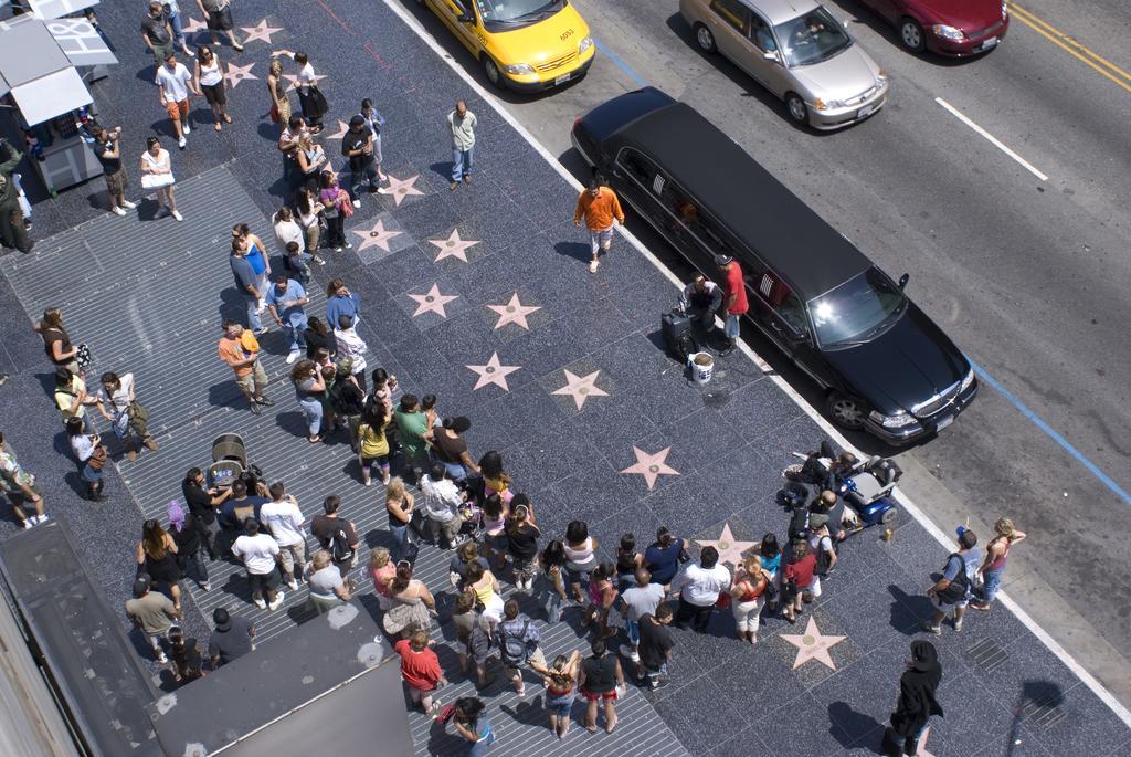 洛杉矶好莱坞星光大道