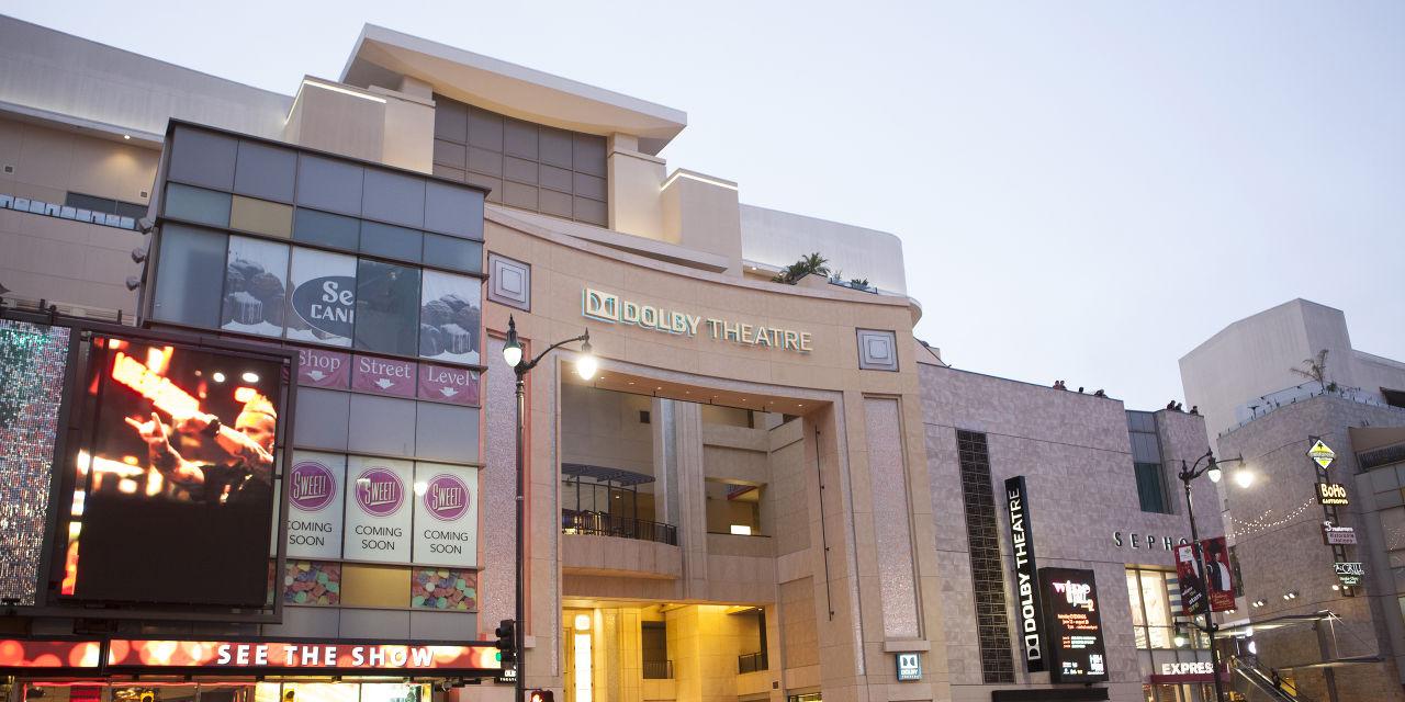 洛杉矶杜比剧院