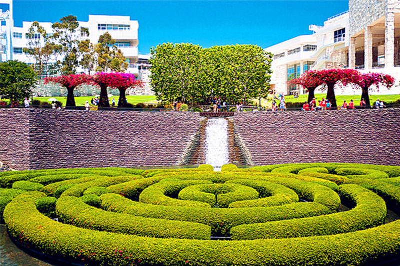洛杉矶盖地艺术中心