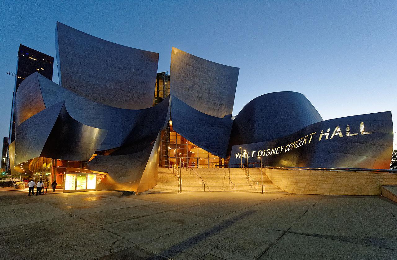洛杉矶迪斯尼音乐厅