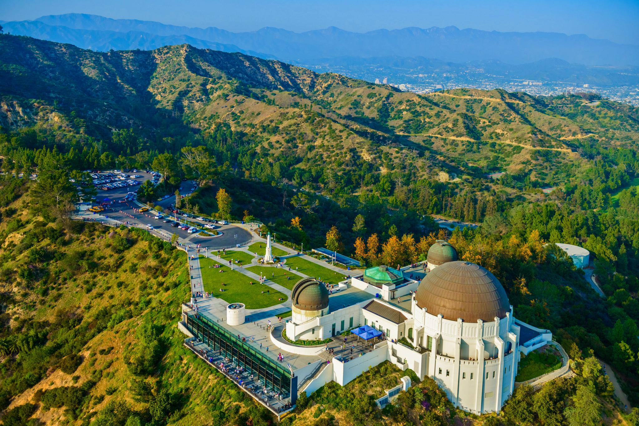 洛杉矶格里菲斯天文台
