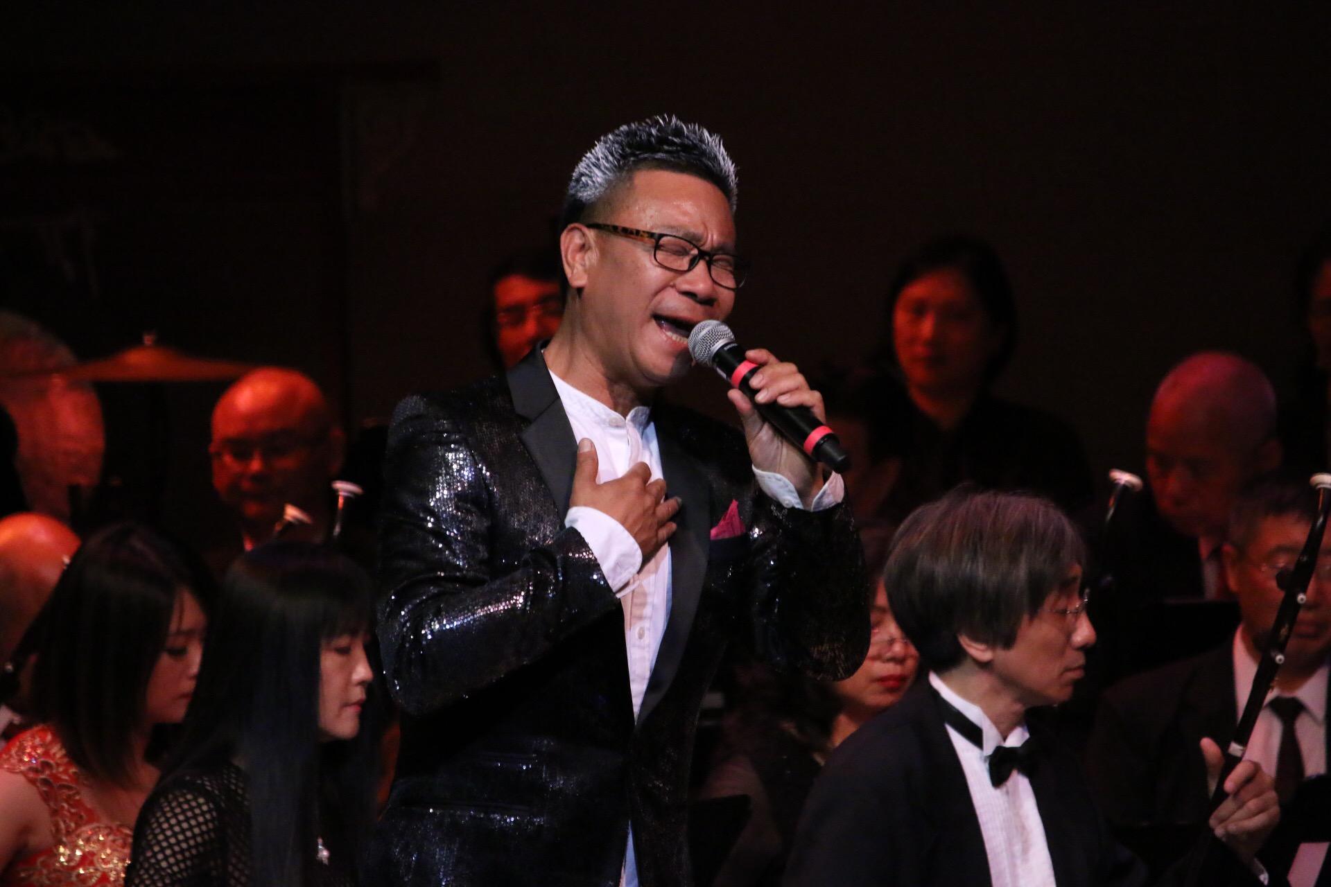 情歌王子-李剛獻上「我家在哪裏」 、「最後一夜」【春之声音乐会】